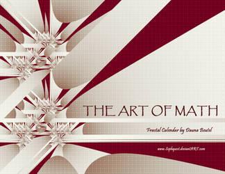 'The Art of Math' Calendar by Sophquest