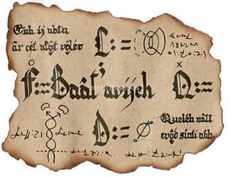 Draconian note 6 by Fabrykanina