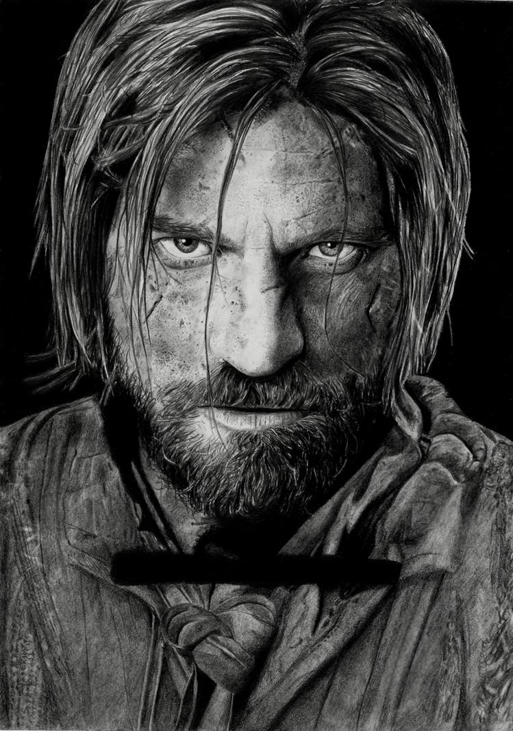 Jamie Lannister Jaime_lannister___final_by_karakopiara-d6whvim