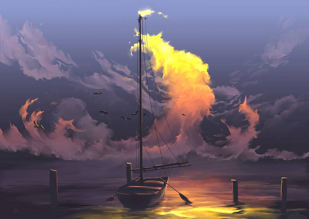 Sail by aerroscape