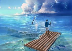 raftsman by aerroscape