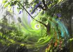 portal of color