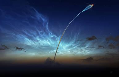 Noctilucent by aerroscape