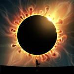 Corona of the sun