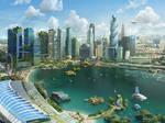 Utopistic Singapore in 2048