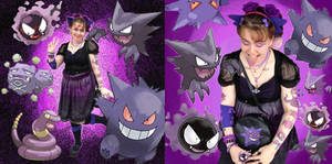 ..a wild Haunter appeared!