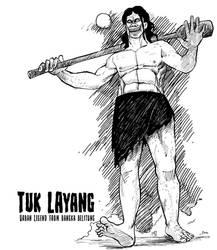 TUK LAYANG Urban Legend from Bangka Belitung