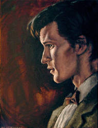 The Eleventh Doctor by napalmnacey
