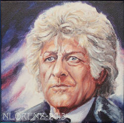 The Third Doctor: 50th Anniversary
