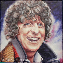 The Fourth Doctor: 50th Anniversary