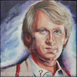 The Fifth Doctor: 50th Anniversary