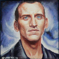 The Ninth Doctor: 50th Anniversary