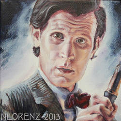 The Eleventh Doctor: 50th Anniversary