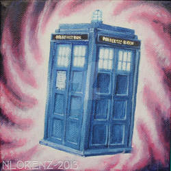 The TARDIS: 50th Anniversary