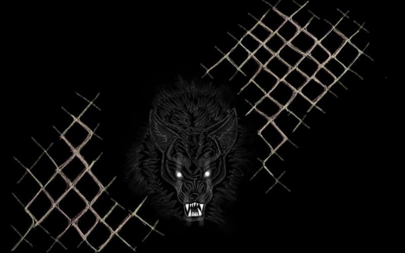 Nightmare Wolf... by UndeniableGuile