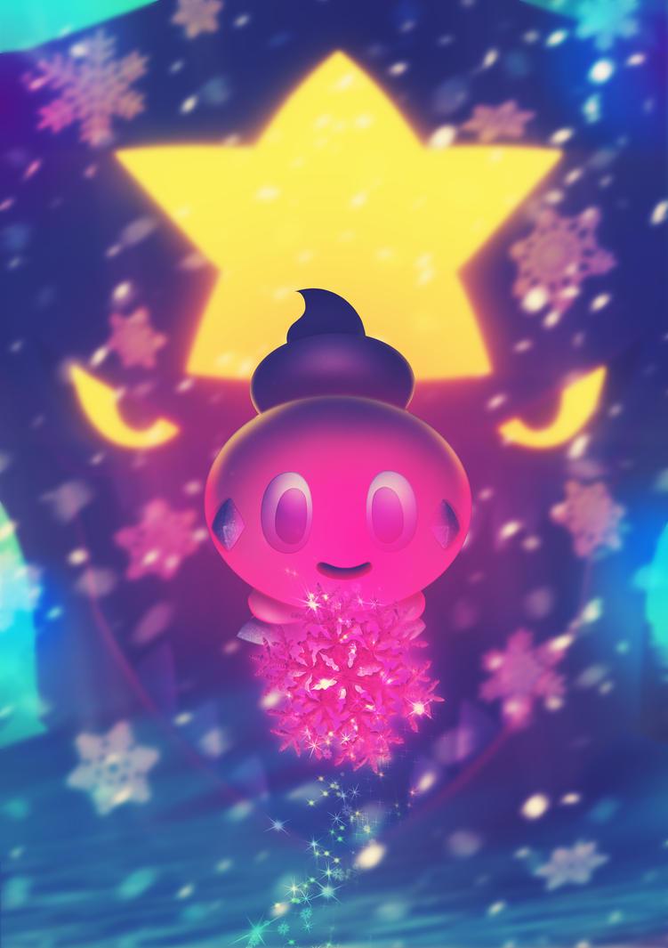 Pokemon Christmas - I Saw It First by morganobrienart