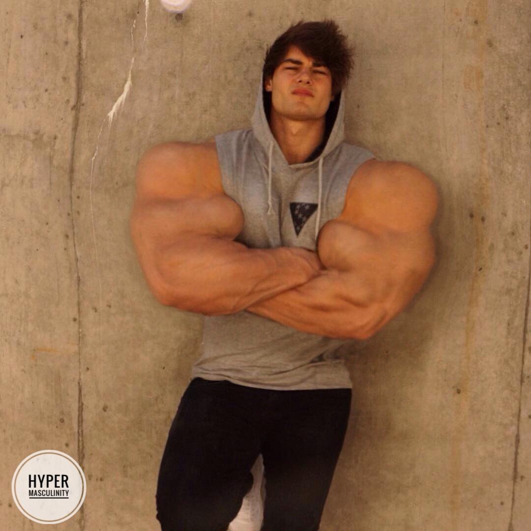 Muscle Morph 001 By Hypermasculinity On DeviantArt