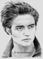 Edward Cullen by nikkigal88
