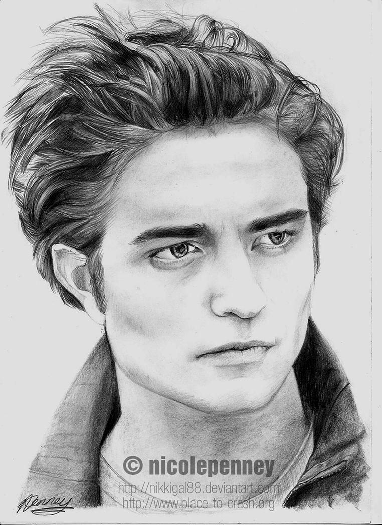 Edward Cullen By Nikkigal88 On Deviantart