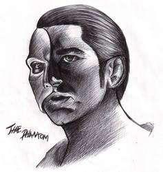 The Phantom by nikkigal88