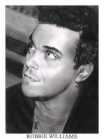 - Robbie Williams - by nikkigal88