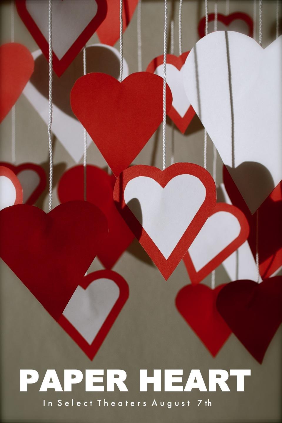 Paper Heart I by HearThisPlease