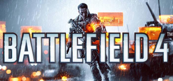 Battlefield 4 Official Poster/ Box Art