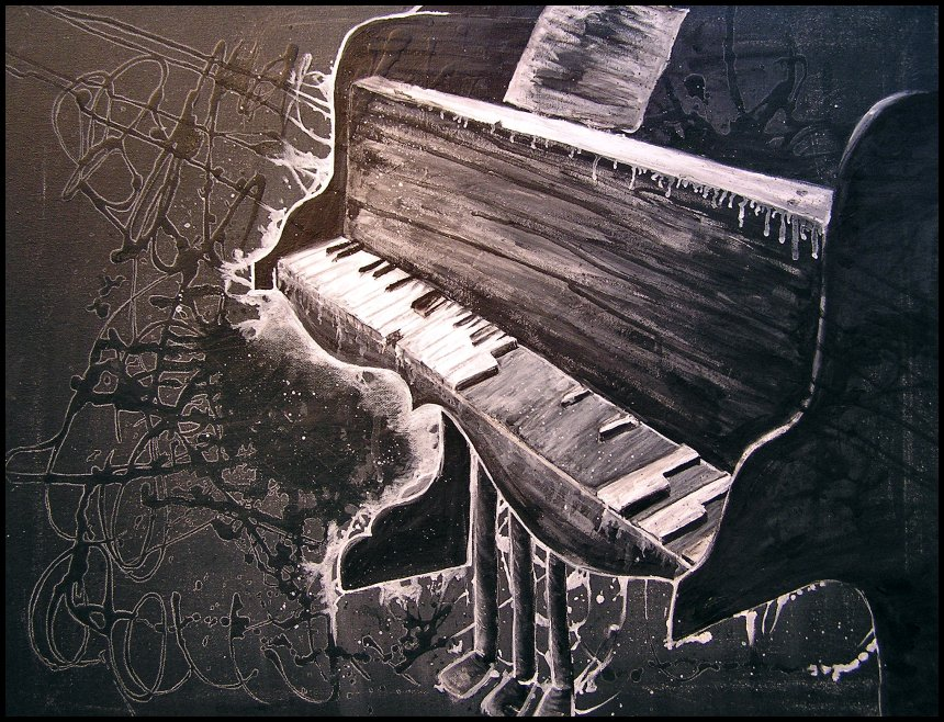 Piano: Chaos and Creation