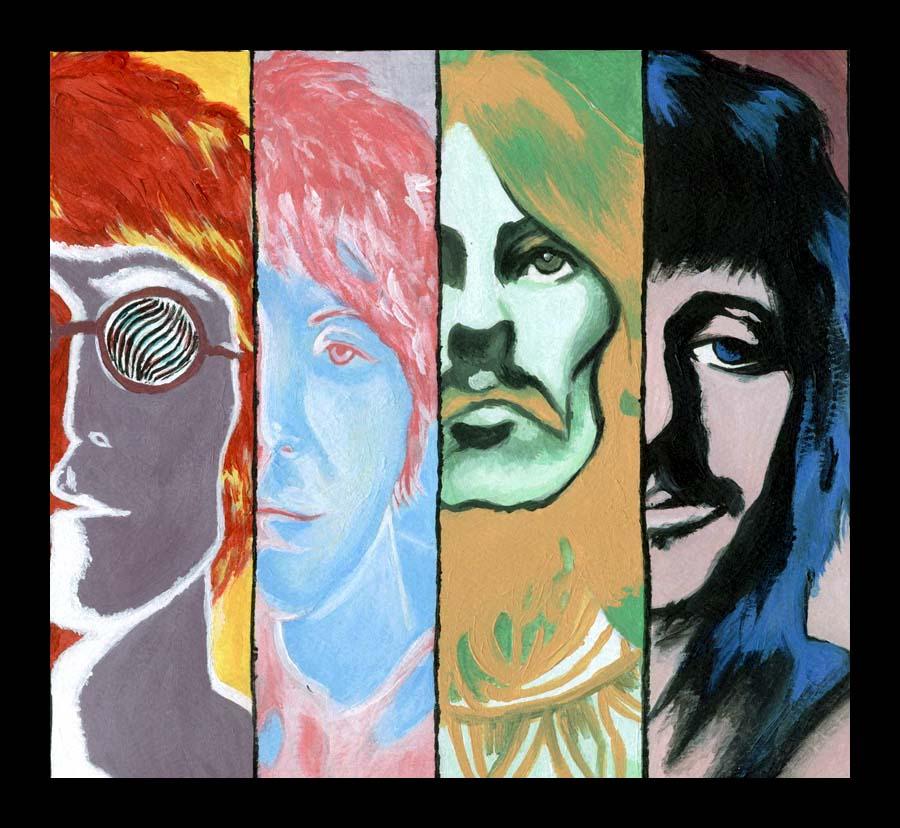 Beatley Psychedelia by xlizx