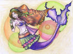 Pirate Mermaid 2 - Ielenia
