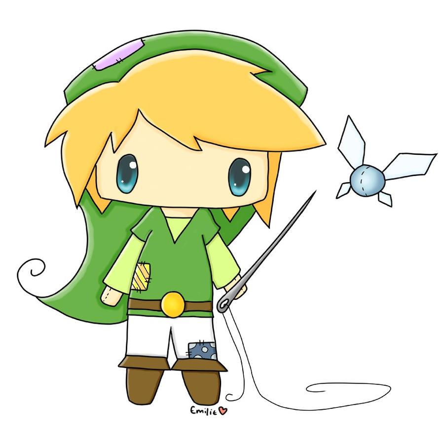 Link by Magikarpette