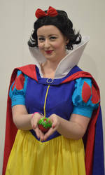 Snow White Sydney Oz ComicCon 2018