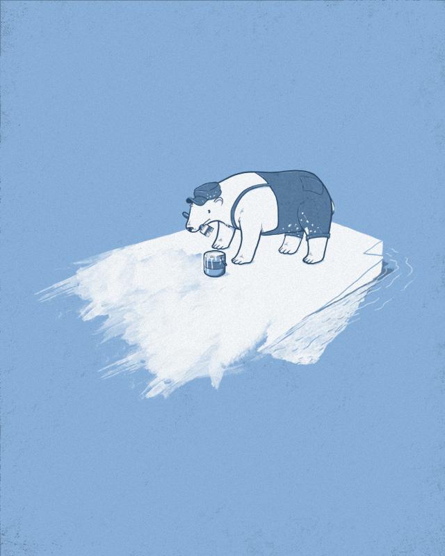 Polar Paint Job by randyotter