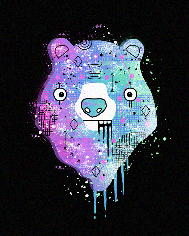 Bear by randyotter