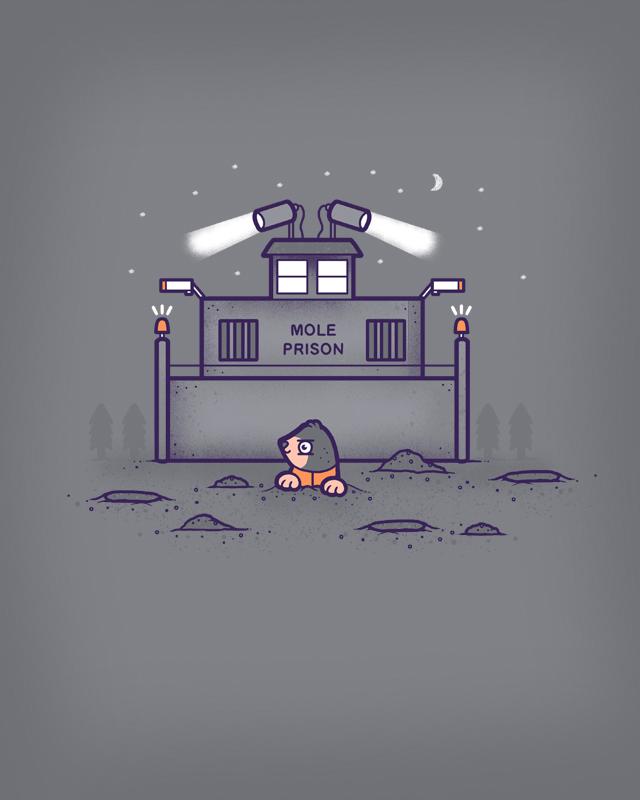 Mole prison by randyotter