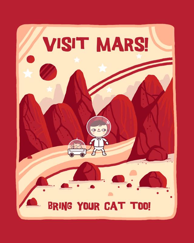 Mars by randyotter