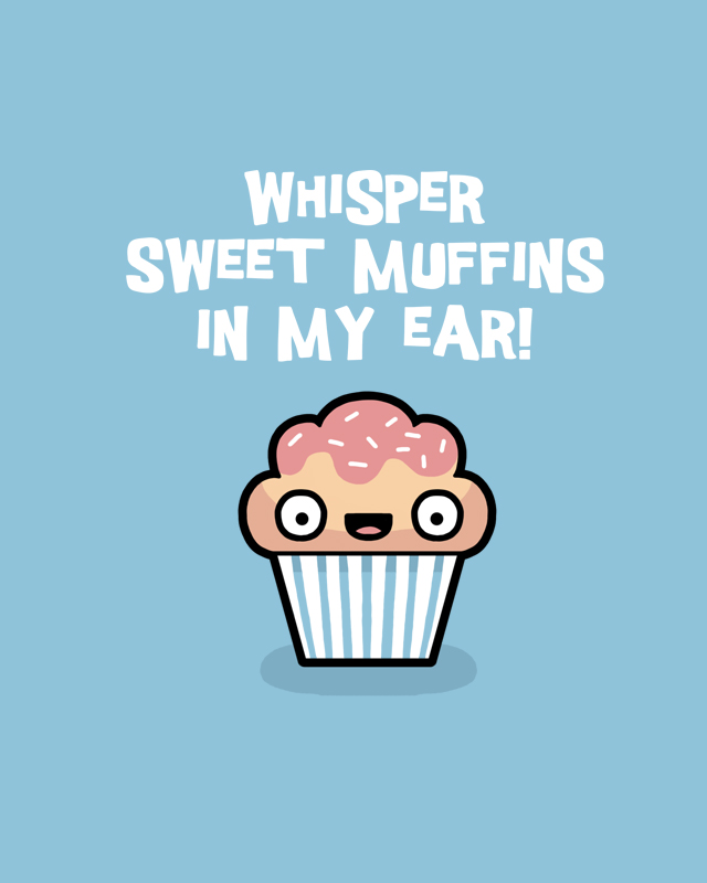 Muffin by randyotter