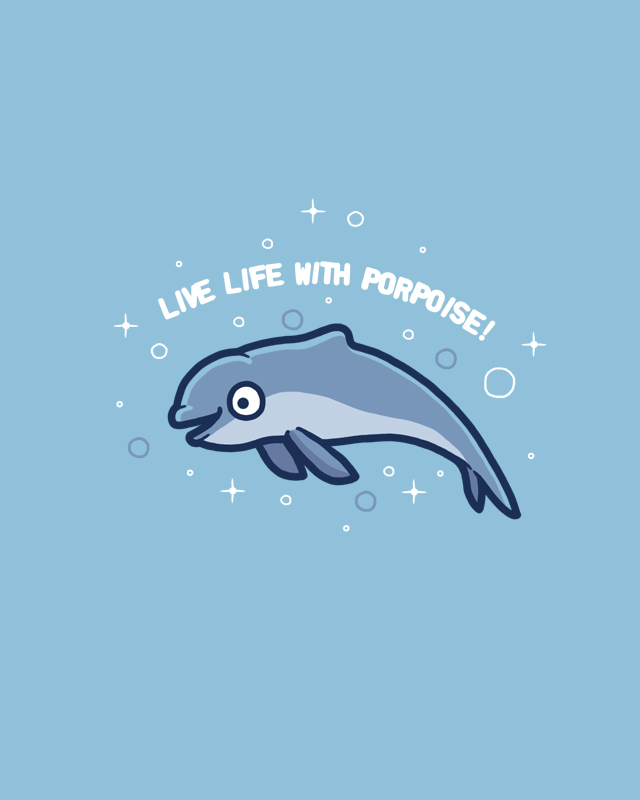 Porpoise by randyotter