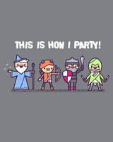 Party by randyotter