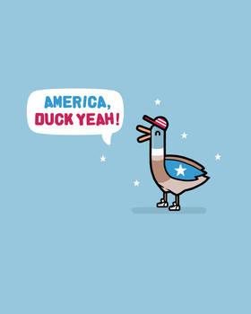 Duck yeah