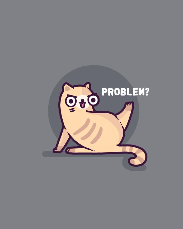 Problem? by randyotter