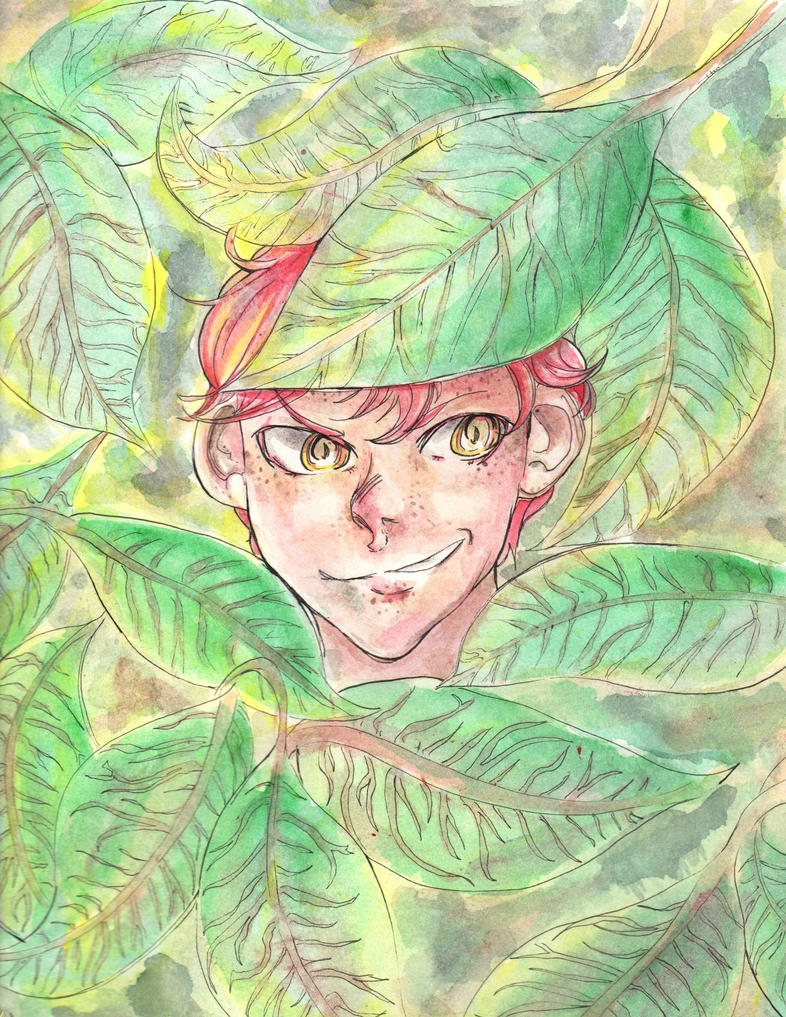 Peter Pan by Avato-chan