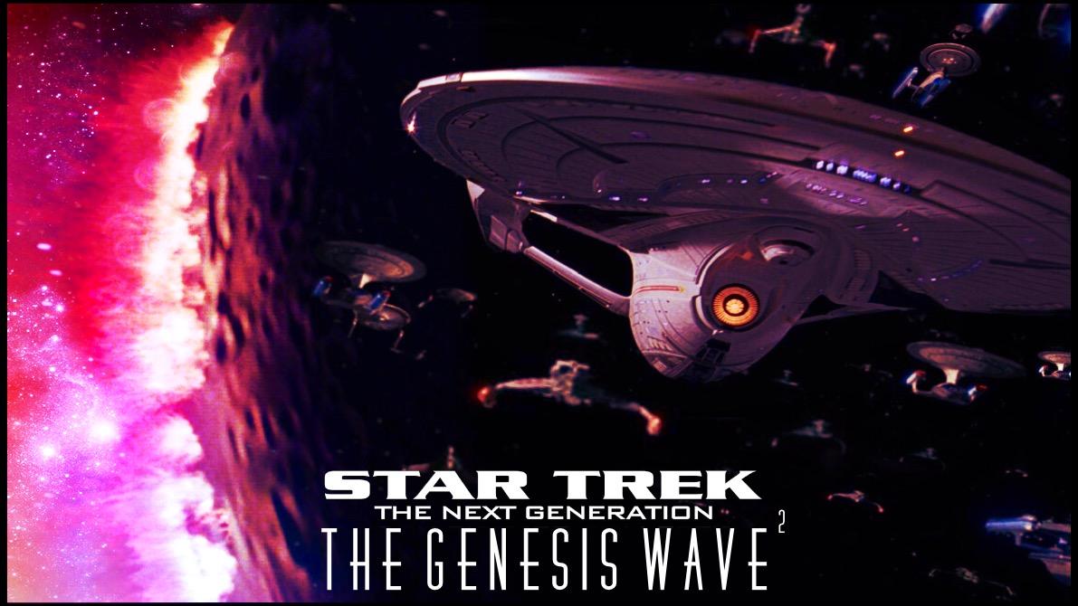 star trek next generation genesis