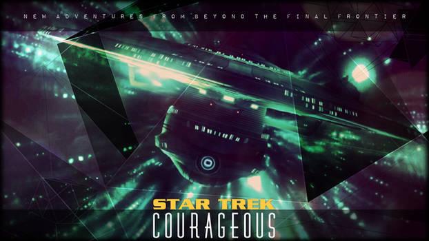 Star Trek: Courageous by jonbromle1