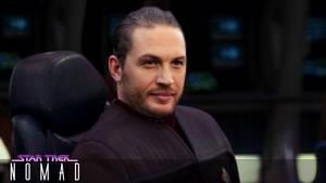Star Trek: Nomad - Commander Pierce