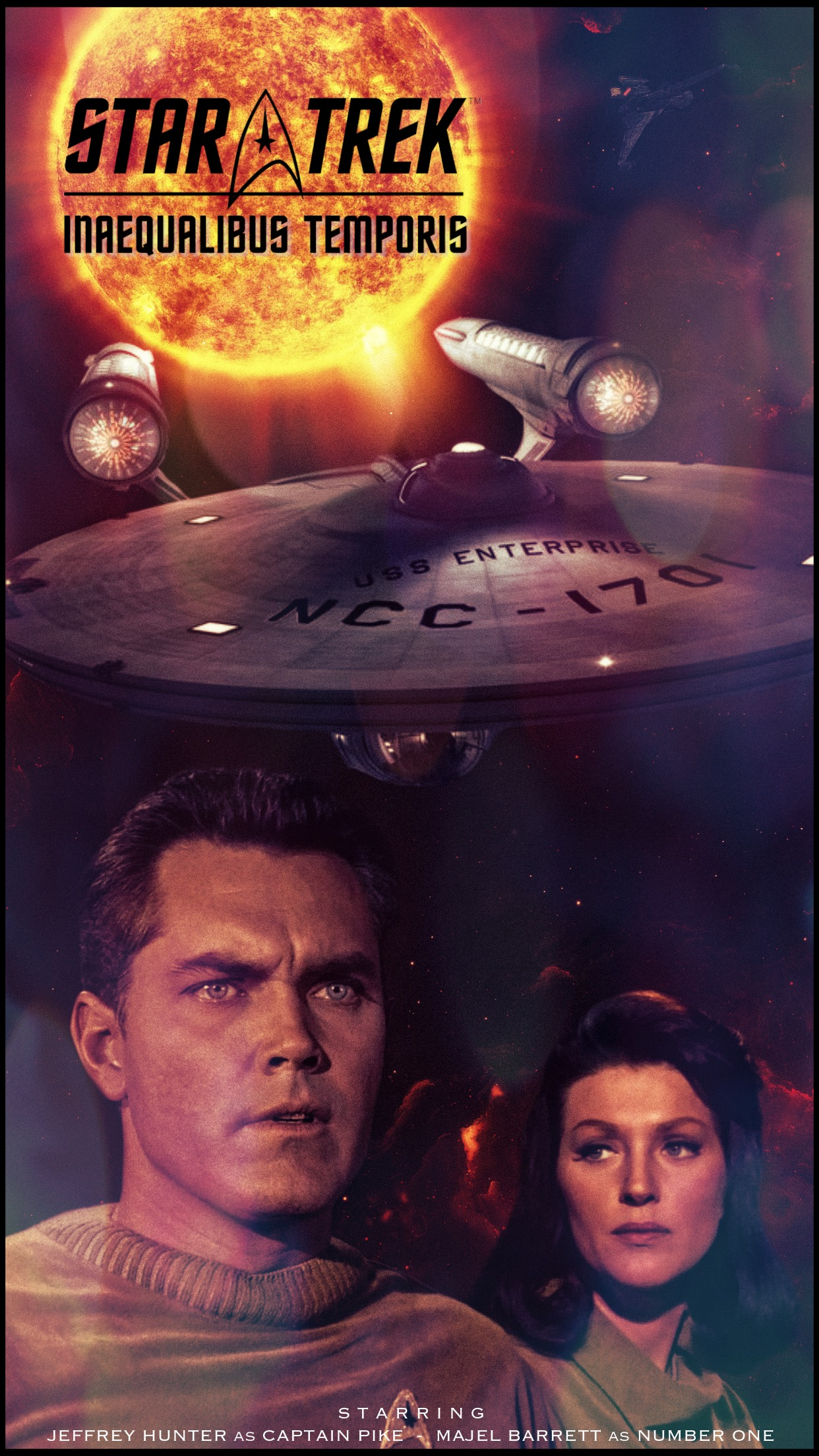Star Trek: Inaequalibus Temporis by jonbromle1 on DeviantArt