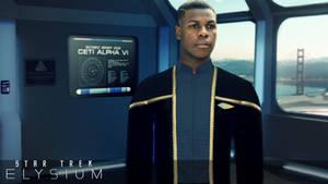 Star Trek: Elysium Uniform Concept