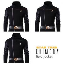 Star Trek: Chimera Field Jackets by jonbromle1