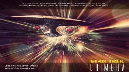Star Trek: Chimera - 4.1: Long Into The Abyss Pt.2 by jonbromle1