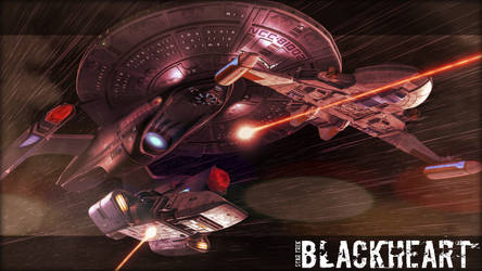 Star Trek: Blackheart - Coming Soon by jonbromle1
